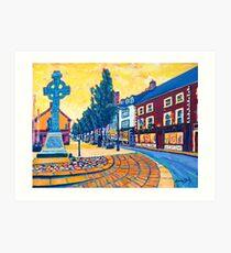 Cashel, County Tipperary - Ireland Art Print