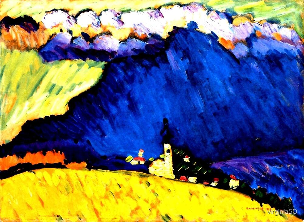 Kandinsky - Dunaberg by virginia50