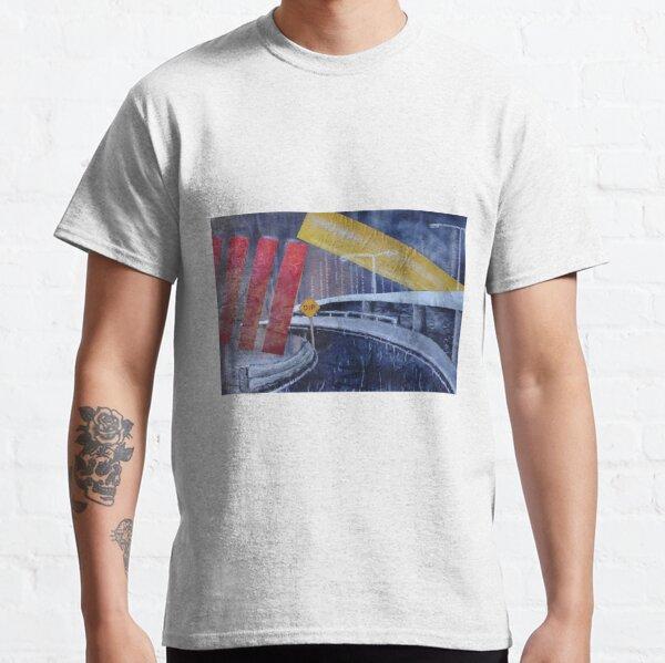 Citylink freeway, Melbourne, Australia Classic T-Shirt