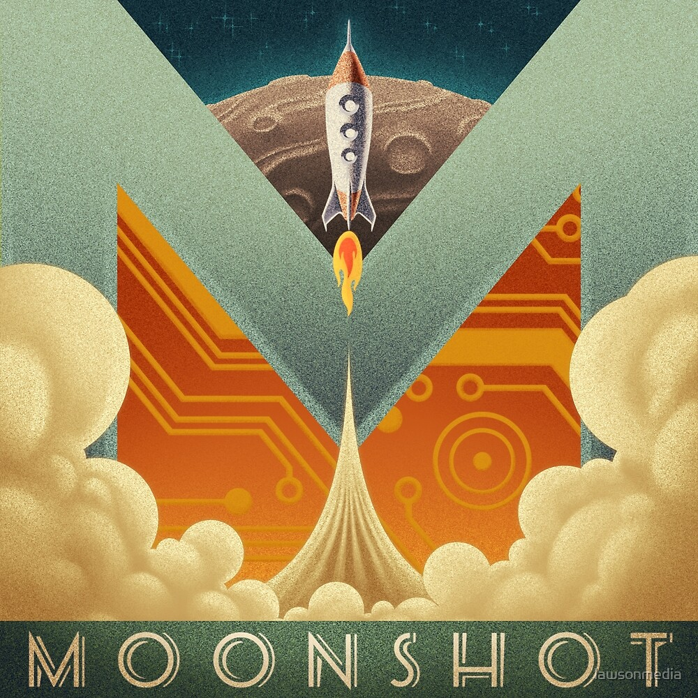 Moonshot by lawsonmedia