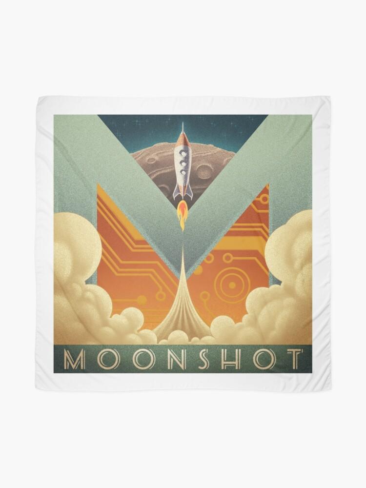 Alternative Ansicht von Moonshot Tuch