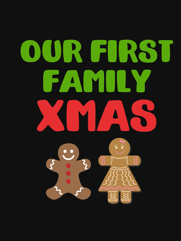 Our First Family Christmas by 64thMixUp