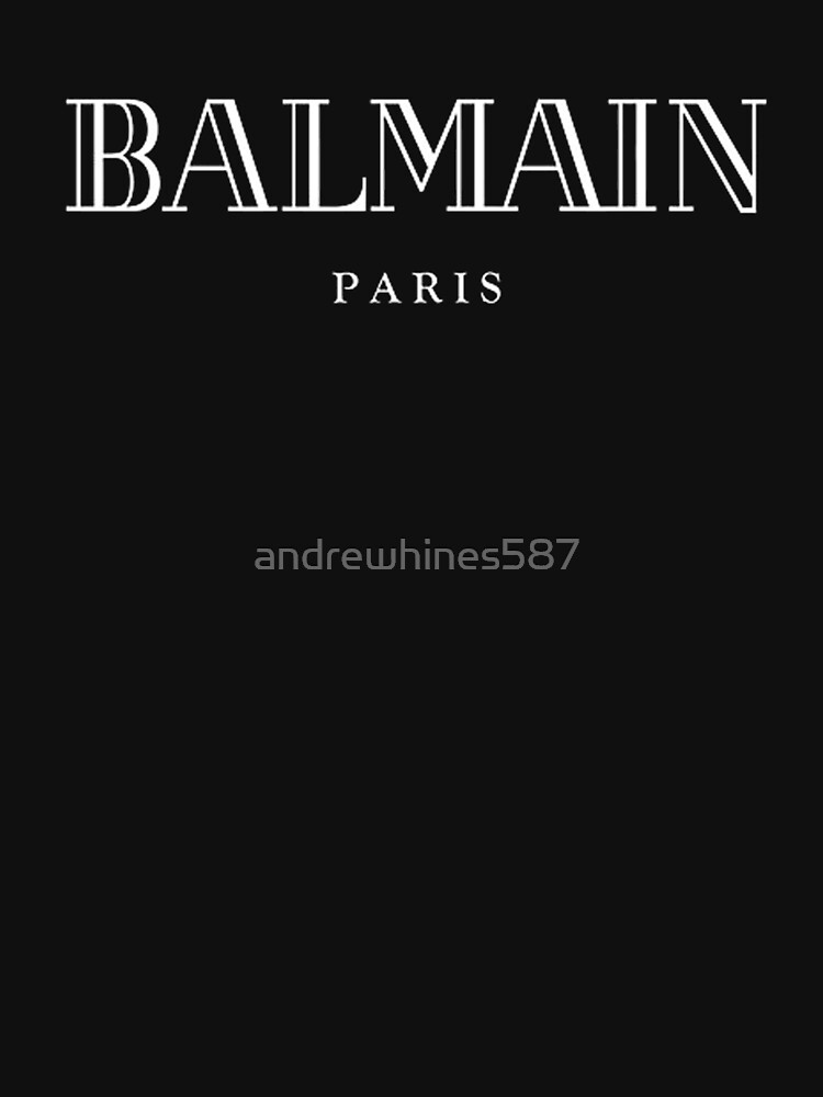 BALMAIN by andrewhines587