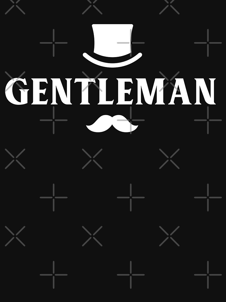 Gentleman Moustache Funny hat by with-care