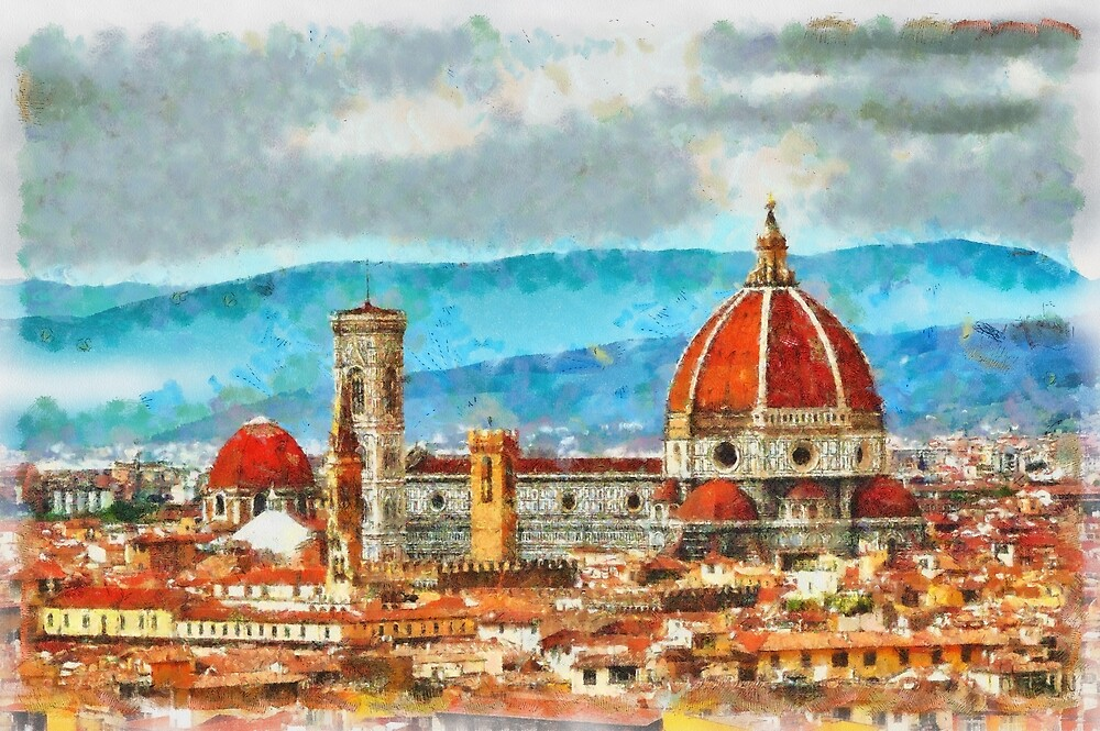 Florence, Italy by SerpentFilms