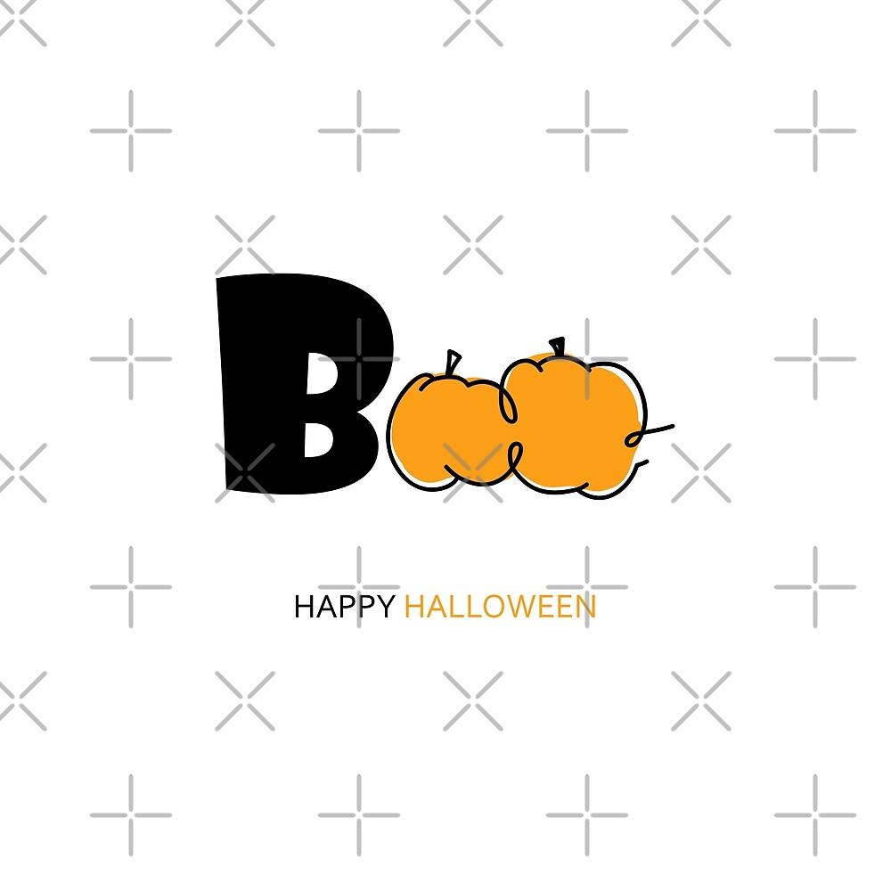 Happy Halloween by AlekseliArt