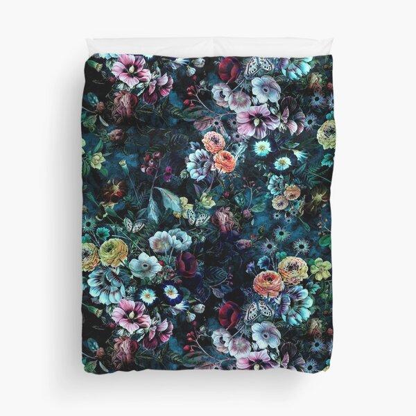 Night Garden Duvet Cover