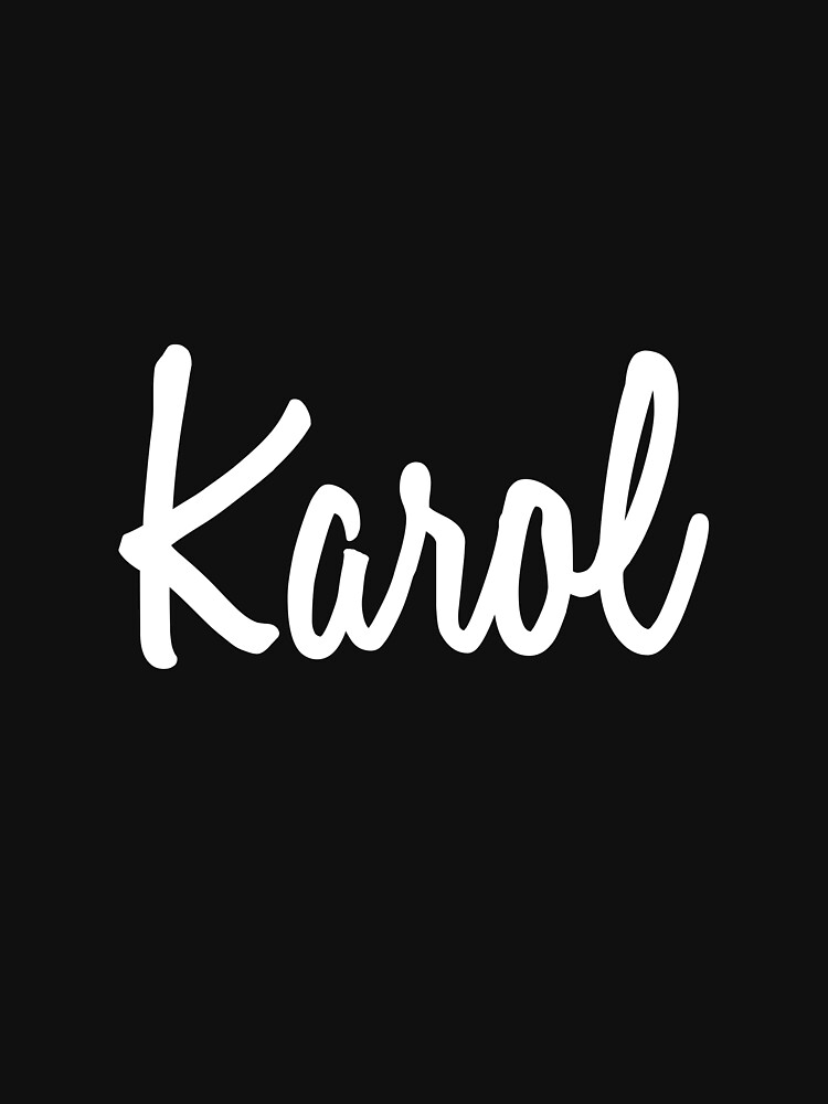 Hey Karol buy this now by namesonclothes