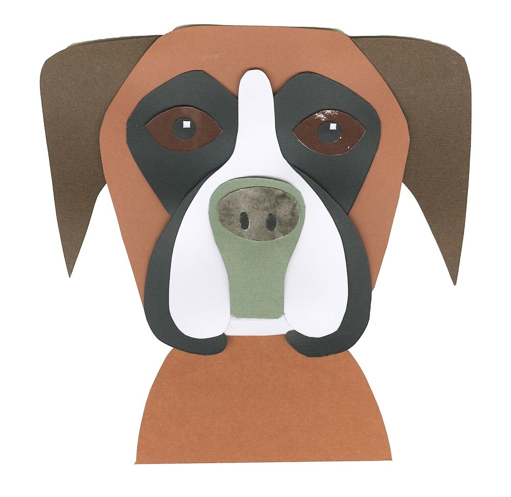 Boxer illustration by Hannah Wyatt