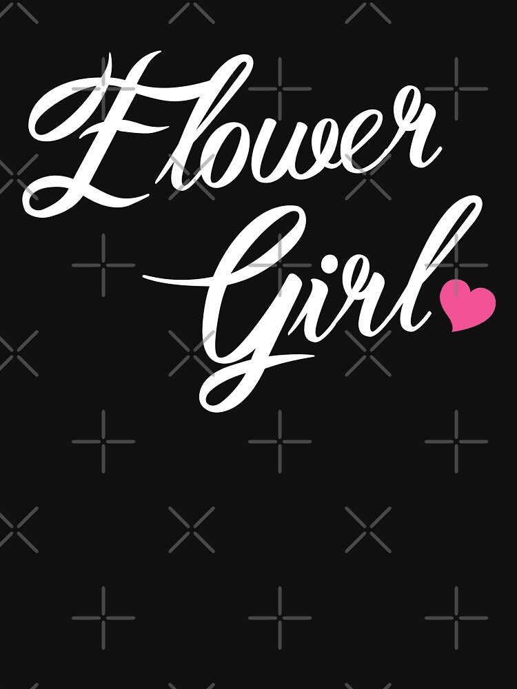 Flower Girl Funny Valentine by with-care