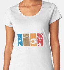 FLCL Women's Premium T-Shirt