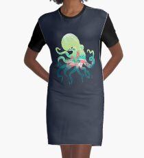 Wunder Meer T-Shirt Kleid