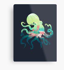 Wonder Sea Metal Print