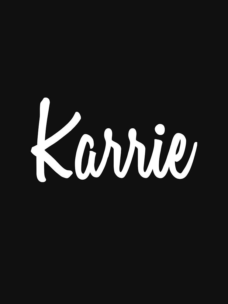 Hey Karrie buy this now by namesonclothes