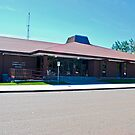 FALLON COUNTY COURT HOUSE by Bryan D. Spellman