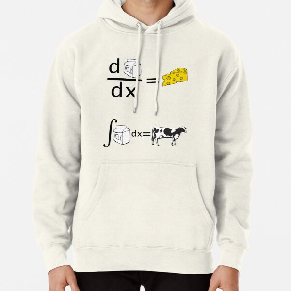 Differentiation in a new form  Pullover Hoodie