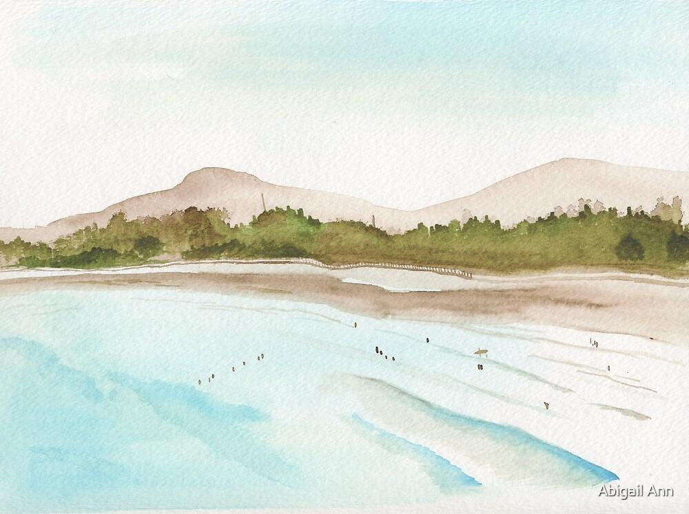 Beach Day by Abigail Hardin