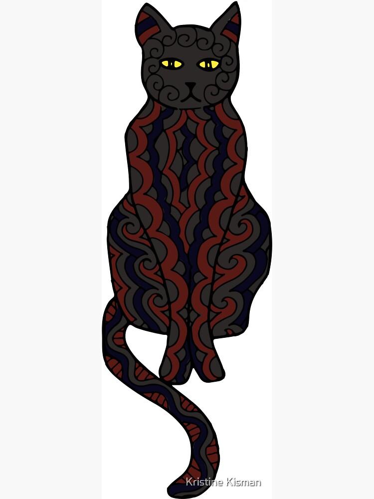 Black Cat by miskis22