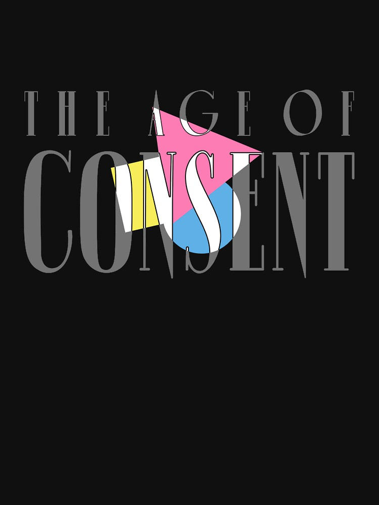 The Age of Consent by BlueMonday1982
