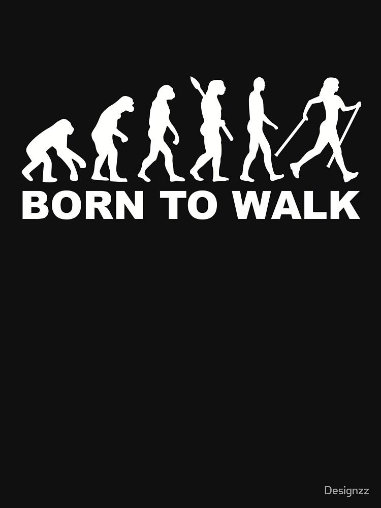 Nordic Walking evolution by Designzz