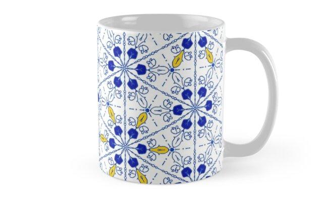 Delft Pattern 2 by maruchie
