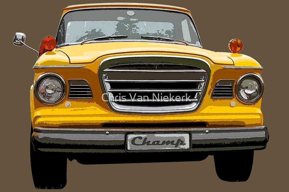 Champ by Chris Van Niekerk