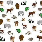 Wild Animals by imphavok