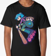 Ramona - Scott Pilgrim Long T-Shirt