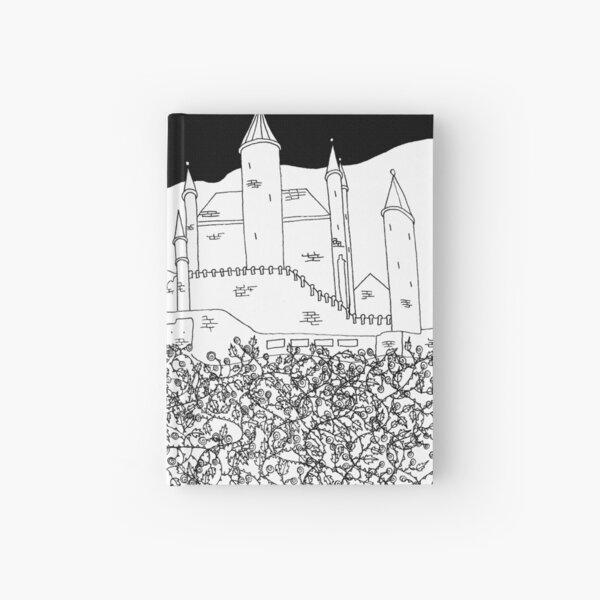 Sleeping Beauty's Castle Hardcover Journal