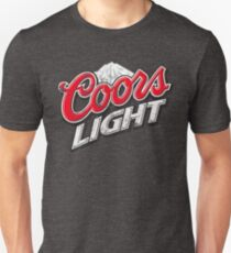Coors Light - Logo Slim Fit T-Shirt