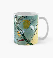 Kandinsky - Entwurf zu Bluer Fleck Mug