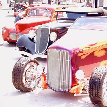 hot rods  by roger7265