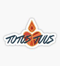 Totus Tuus Sticker