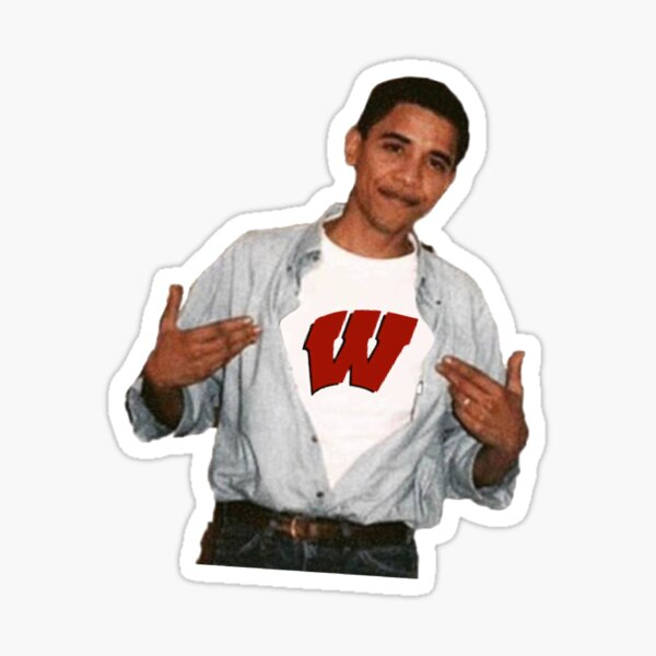 Obama Wisconsin Sticker