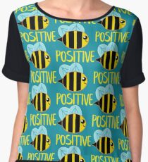 Be Positive, Bee Positive Chiffon Top