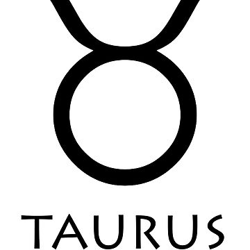 Taurus Zodiac Sign by AnimeLord