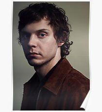 Evan Peters - AHS Poster