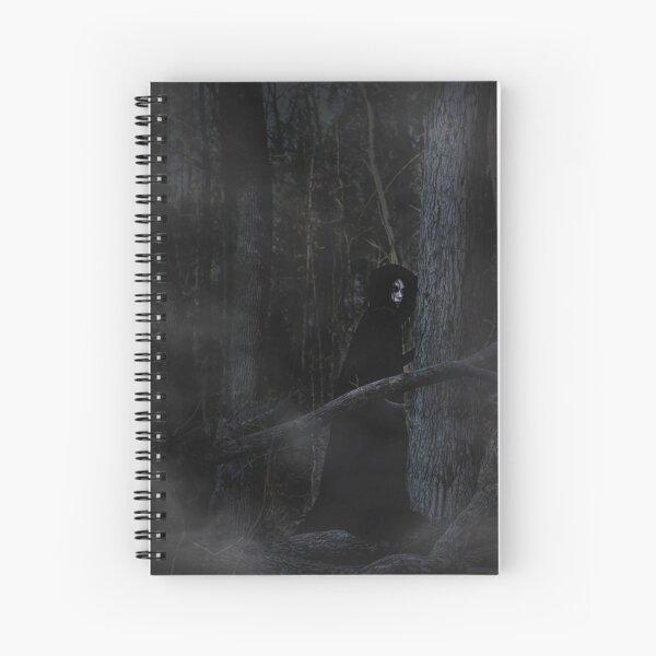 Witch Spiral Notebook