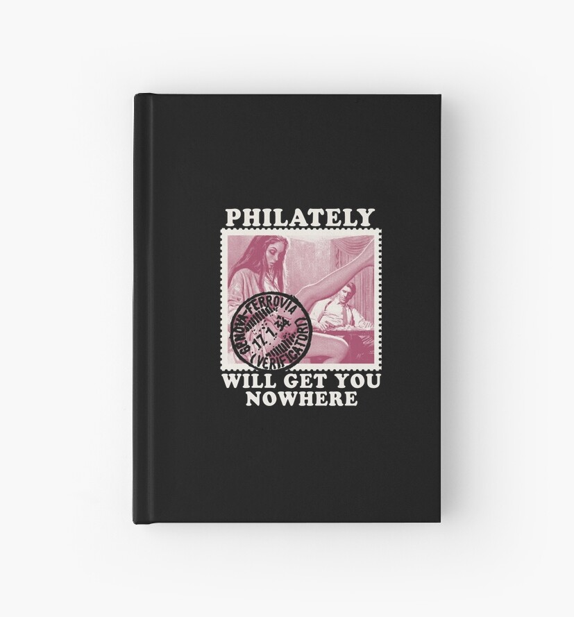 Philately will get you nowhere 4 by Michaela Grove