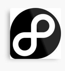 Fedora 2 Metal Print