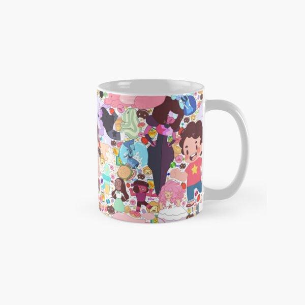 Steven Universe Pattern Classic Mug