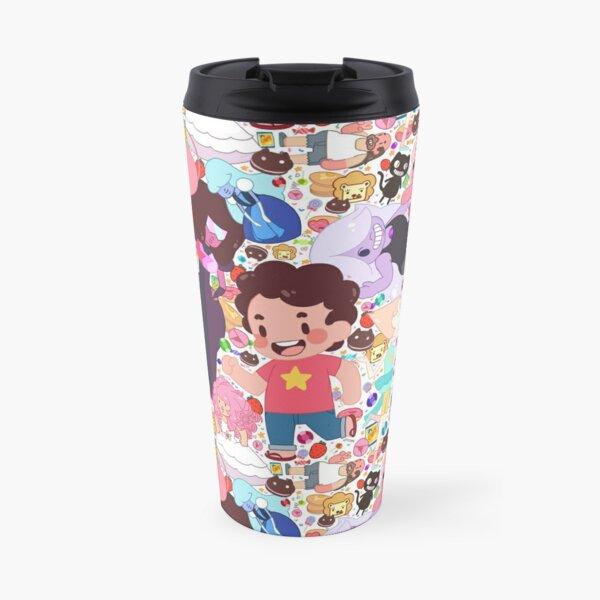 Steven Universe Pattern Travel Mug