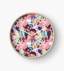 Steven Universe Pattern Clock