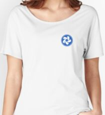 Chakra Women's Relaxed Fit T-Shirt