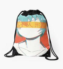 Mochila de cuerdas Rei Ayanami - Neon Genesis Evangelion (BLANCO)
