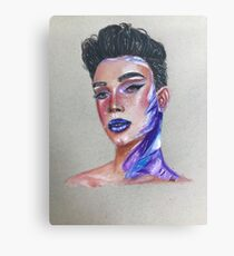 James Charles: God is a Sister Canvas Print