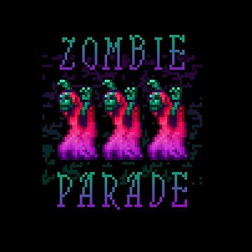 Zombie Parade by likelikes