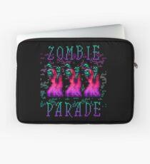 Zombie Parade Laptop Sleeve