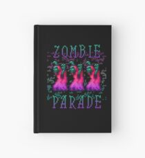 Zombie Parade Hardcover Journal