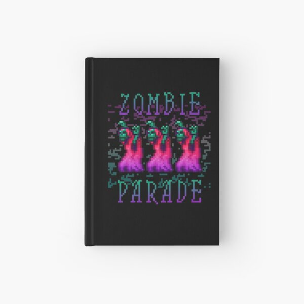 Zombie Parade Hardcover Journal
